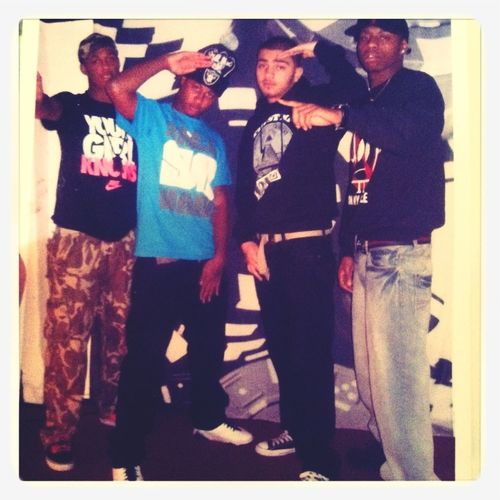 Me & My Brothers #TheO #ODYG #Family #Empire #ODYG_DUH Muthfucka