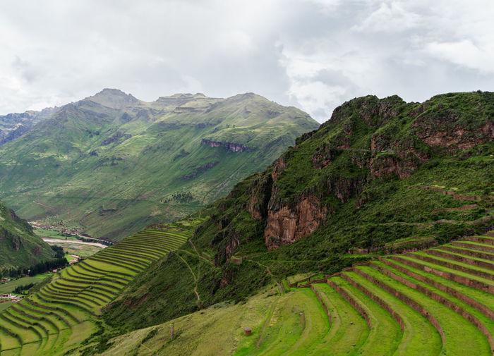 America Cat Culture Food Guinea Pig Inca Markets Peru Peruvian Pisac Pisaq Puppy Ruins Sacred Valley South Spiral Travel