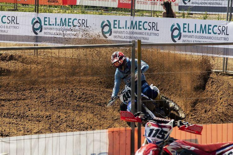 SuperCross Cross Motocross Ottobiano Pista Milano Motorsport