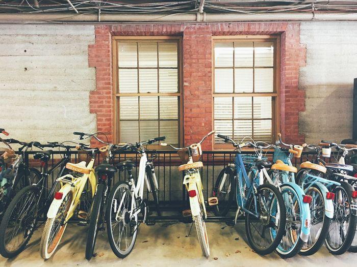 More bikes,