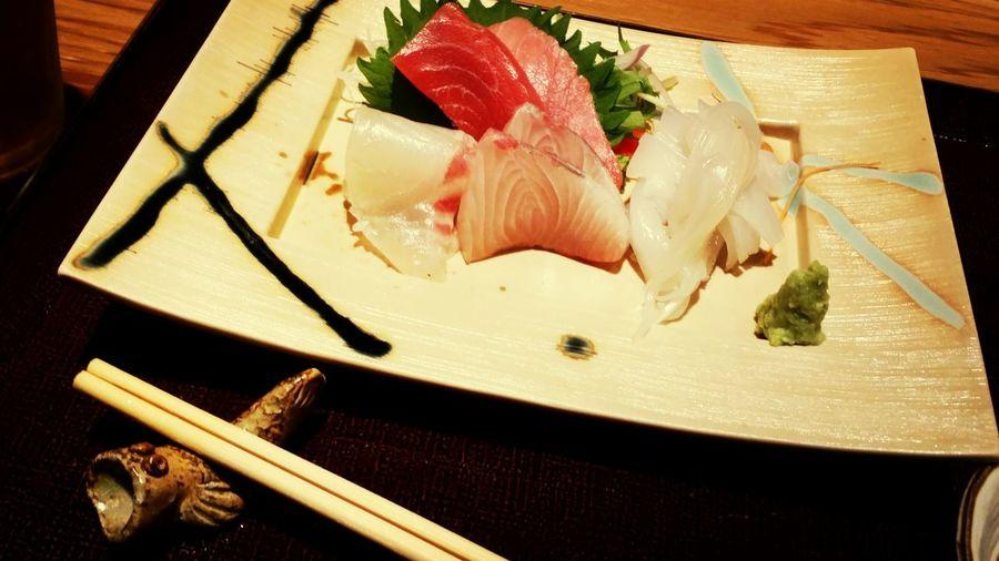 Japanese Food Sasimi