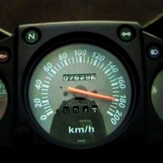 Flying too low? Kawasaki Ninja250  Topspeed Bike 5cm