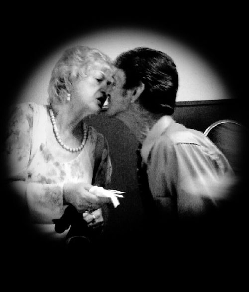The Photojournalist - 2016 EyeEm Awards The Kiss Kisses To Love At Any Age Pearls Love In Love Just Married! Wedding Day My Aunt  Nursing Home Wedding Best Friends Beautiful