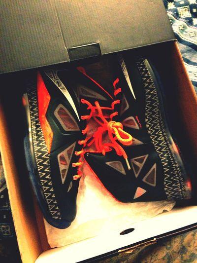 LeBron X BHM New Hoopin Shoes