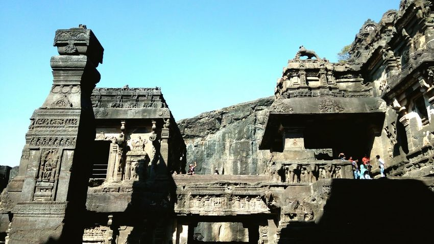 Kailasatemple Ancient Place Of Worship History Travel Destinations Sculpture Cultures Indiantemple
