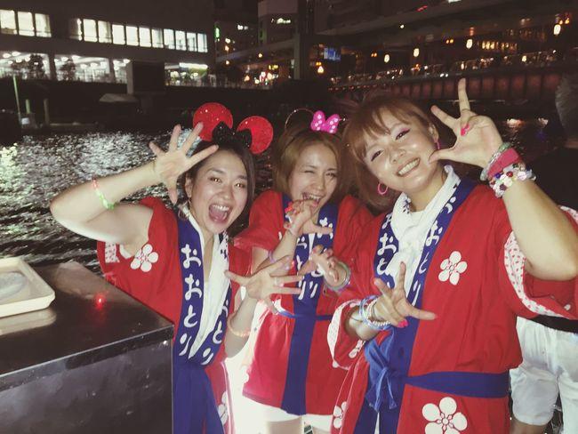 Tenjin Festival 天神祭