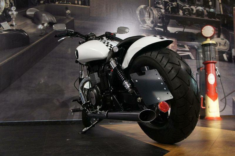 Moto Triumph CRD18