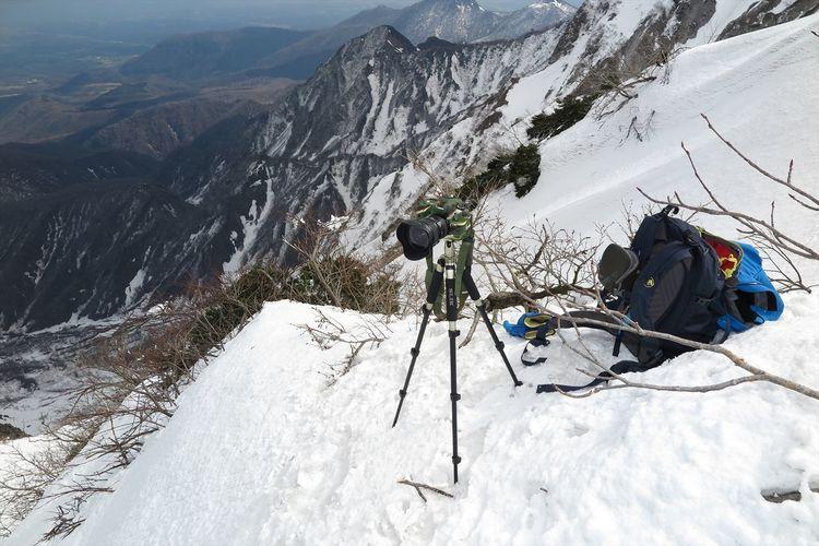 I'm extreme photographer lol Adventure Beauty In Nature Canon Enjoying Life Japan Landscape Mountain Range Mountains Nature Nature Photography Snow Winter 日本 自然 風景