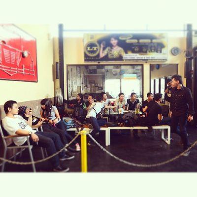 Barista MeetAndGreet Jogja Latteart Cc: @BCB_Bandung @IndonesiaLatte @B_I_Y