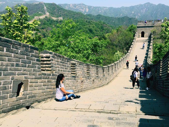 China Great Wall of China 7wondersoftheworld