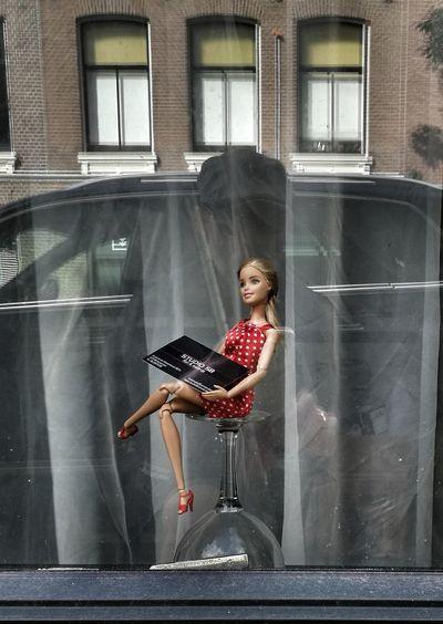 Window cindy Doll Window Random Art Cindy Holland Amsterdam Window Art Toy