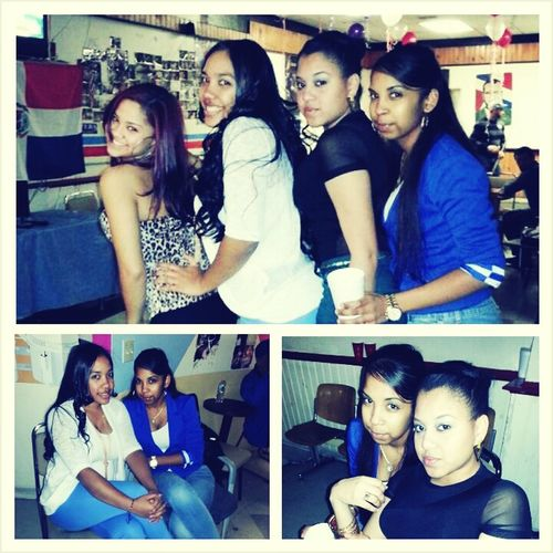 w my gurlz ---->last Night ' ♥