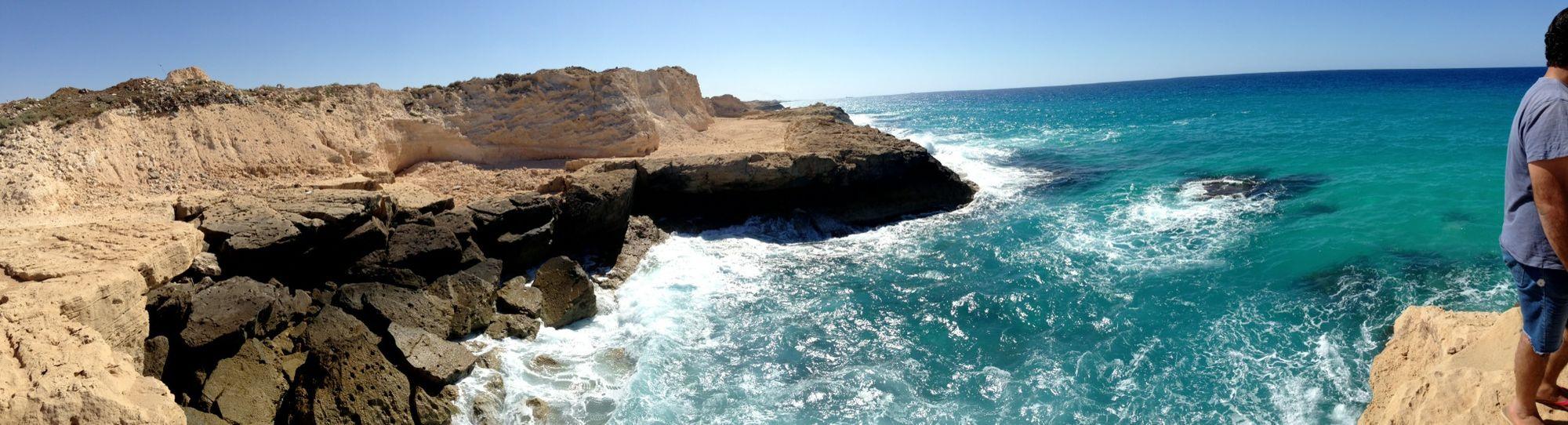 Sea View Cliffs