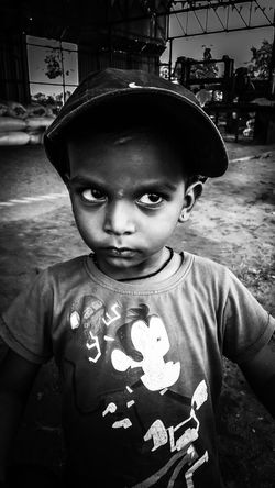 EyeEm Best Shots EyeEm Gallery EyeEmBestPics EyeEm Best Edits Blackandwhite B&w B&w Photography Bnw Mobilephotography EyeEm Selects I LOVE PHOTOGRAPHY Premium Premium Collection Black & White Human Children Only Childhood Child One Boy Only Looking At Camera Portrait Front View One Person Boys Males  People Close-up Day Outdoors Halloween Love Yourself