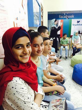 Little geeks, future entrepreneurs! :) Check This Out Kids Gazakids Taking Photos Gazavalley Gazastartups TheWeekOnEyeEM Eye4photography  Gaza Followme