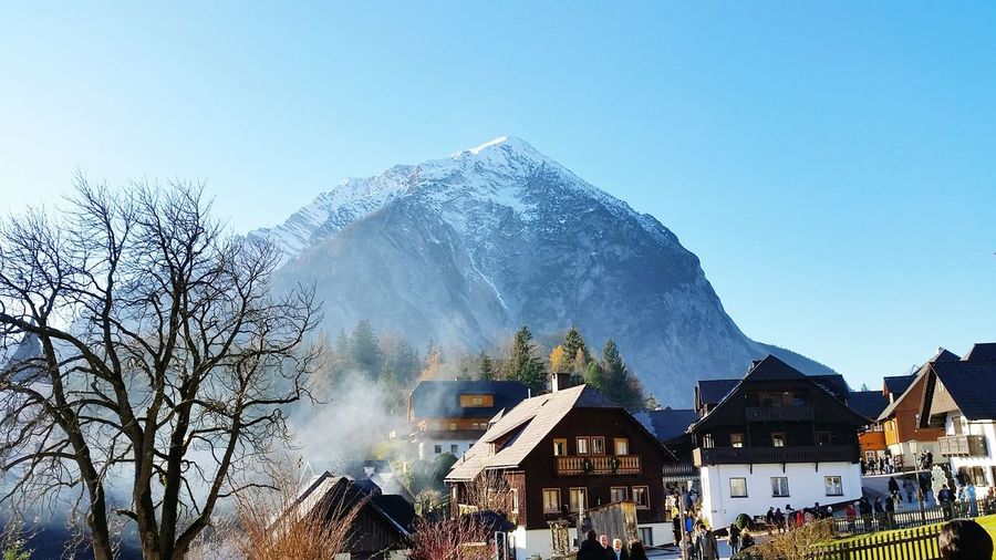 Hiking❤ 🌅 Enjoying Life Austria Beauty Is Everywhere  Christmas Market Beautyful Day 💐❄️💁 Sky Day Outdoors People Mountain Snow