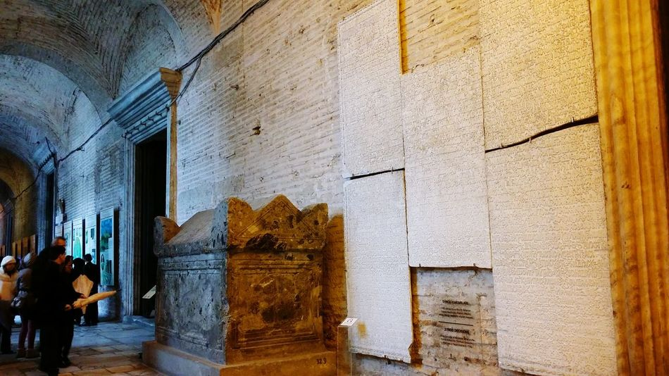 Ayasofya (Hagia Sophia) Taking Photos Historical Sights Mosque Sarcophagus of the Empress
