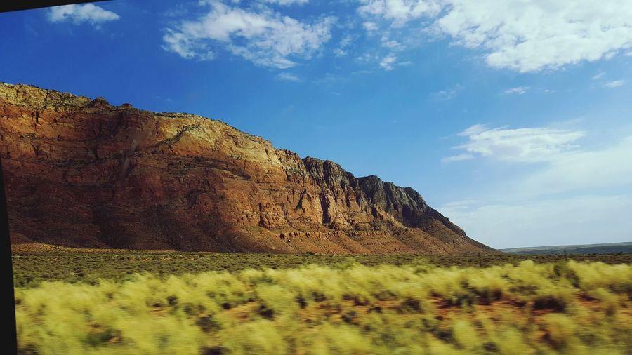 MeinAutomoment Road Trip Arizona Canyon Rocky Mountains Landscape Natural Beauty