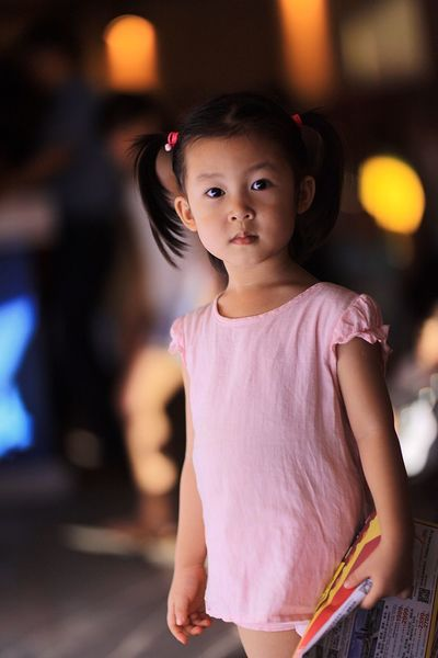 Childhood Child Offspring Girls One Person Cute Females Innocence Women Portrait Arts Culture And Entertainment Dress Front View Clothing Fashion Dancing Focus On Foreground Stage Small
