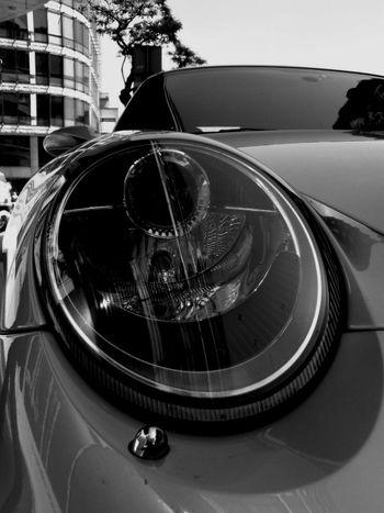 Porsche Sportscar Coupè Car Automobile Porsche 911 Porsche911 Headlights Headlight Car Headlight
