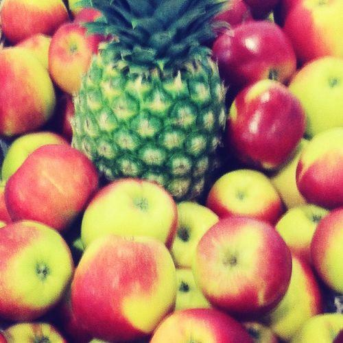 Fruit dreams.