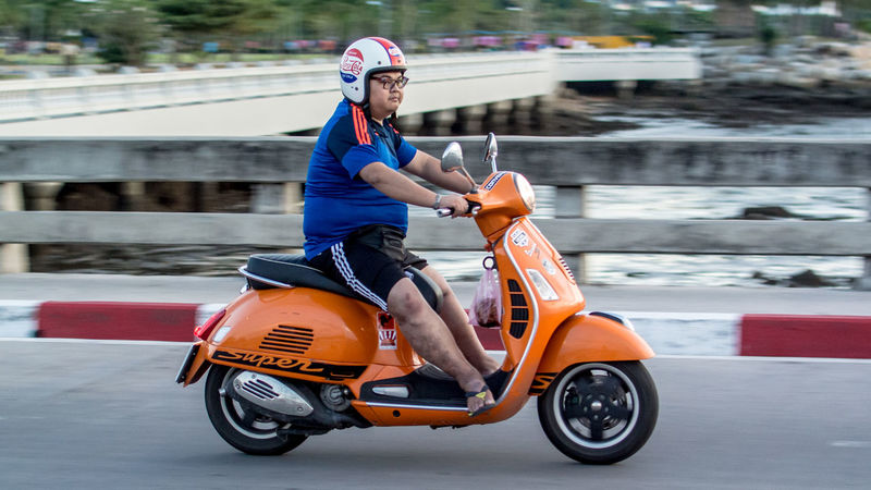 Motorbike at street Blurred Motion Chilling Fashion Land Vehicle Leisure Activity Mode Of Transport Motorbike Motorcycle Motorcycle Motorcycle Lover Motorcycle Photography Motorcyclepeople Seaside Side View Street Street Photography Transportation Travel Travel Photography Vespa
