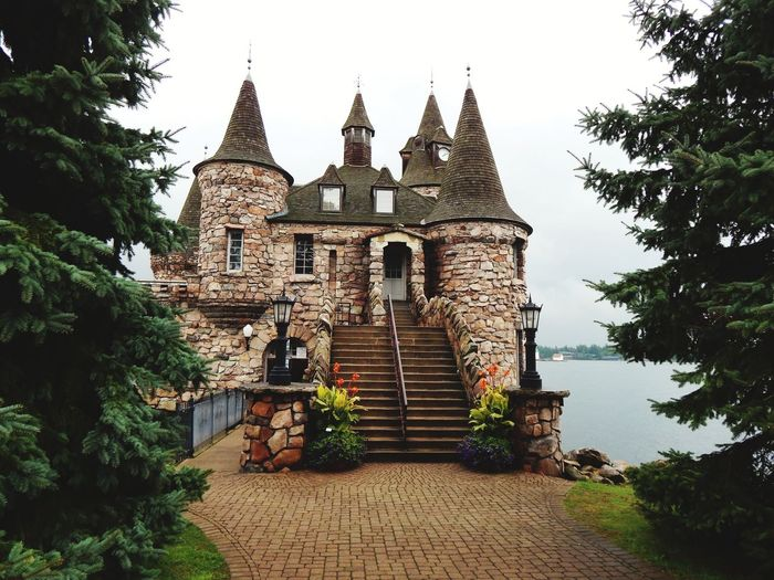 Ancient Civilization Outdoors Architecture Travel Destinations Boldt Castle Boat House Boat House, Vacations No People Day Business Finance And Industry The Graphic City