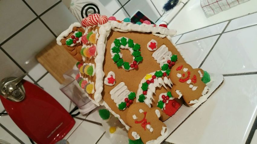 Holiday Desserts Gingerbread House Gingerbread Holiday Treats Christmas Treats Sweets
