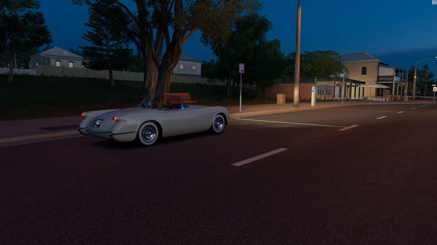 virtual photography Australia Forza  Meisterschaft YMO YVAN MOALLIC Architecture Building Building Exterior Built Structure Car Championship Championship 2018 City Forza Horizon 3 House Land Vehicle Mode Of Transportation Motor Vehicle Nature Night No People Outdoors Plant Residential District Road Street Transportation Tree Ymo Yvan Moallic Ymoart