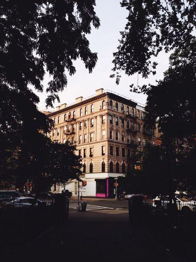 Cityscape Park Building