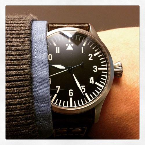 Steinhart Navbuhr Steinhartclub Watch Wis WUS Wristshot Instawatch Instapicoftheday