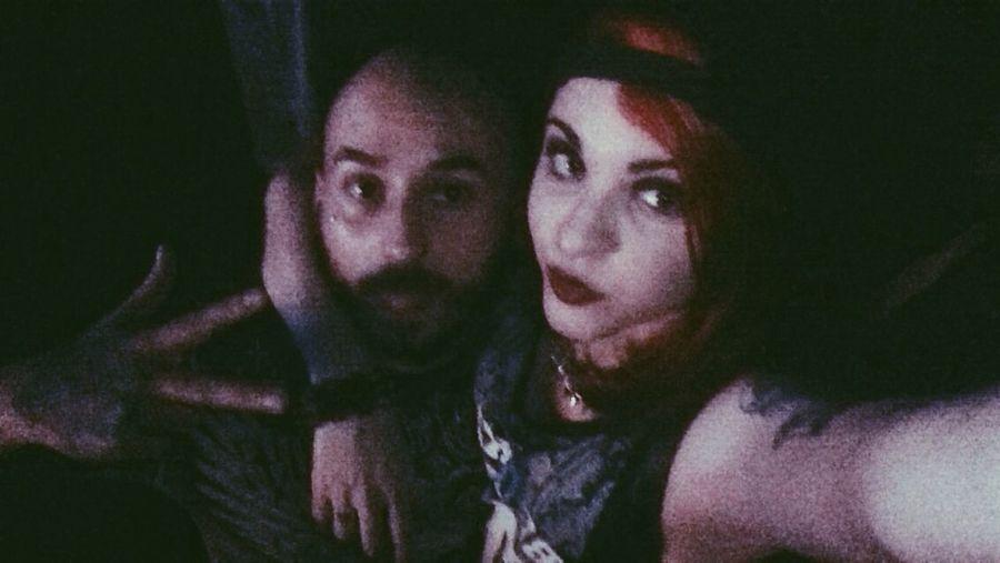 Couple Racionais Redhead