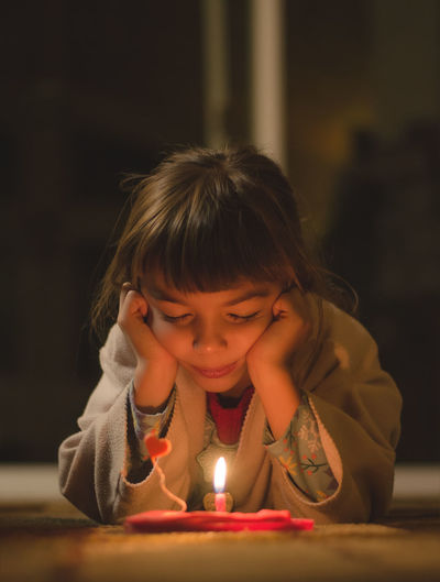 #Child #ChildhoodMemories #candle #childhood #children Photography #kids #peace #warm Ambience #wishing