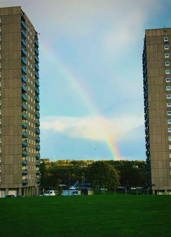Morning Rainbow Rainbow Aberdeen Tilly