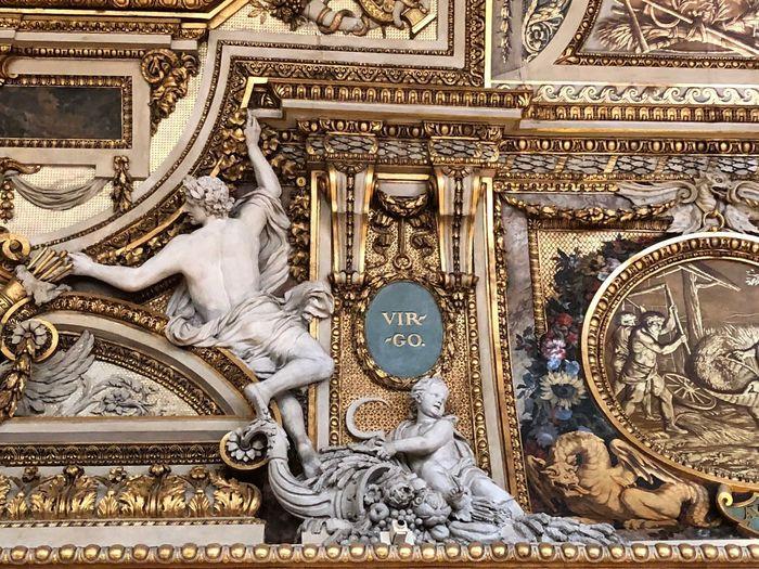 Louvre Virgo