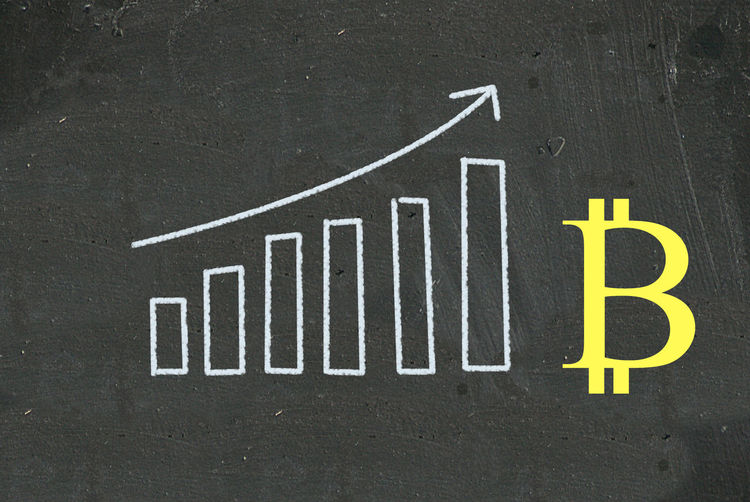 bitcoin boom Boost Business Currency Sign Bitcoin Blackboard  Boom Crypt Crypto Crypto Currency Cryptocurrency Currency Symbol Day Finance Money No People Upswing