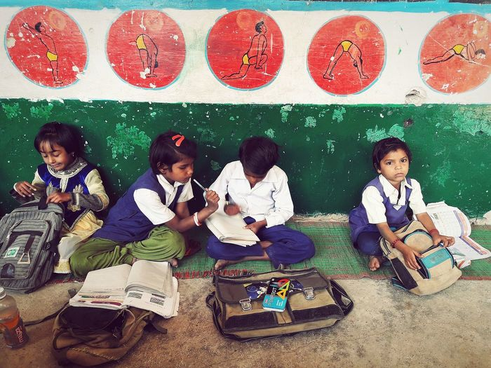 He is surely a bright one. Teamwork Togetherness Childhood Student Rural Life School Bright Eyes Decent Shots EyeEm Ready