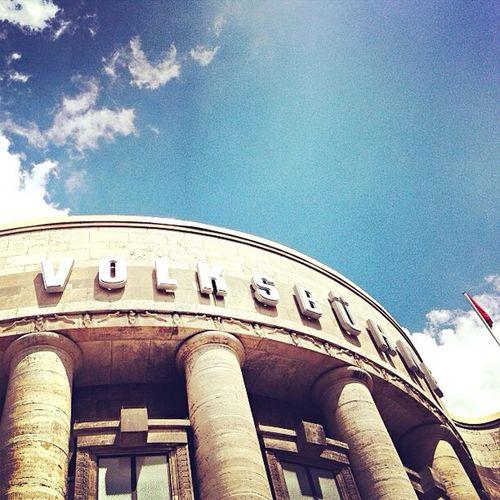 Volksbühne Clouds And Sky Berlin