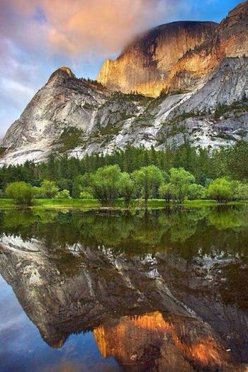 Mirror Lake, Yosemite National Park 💙💙❤️❤️ Hye, I'm back 😀 Beauty In Nature Green Color Picture Hello World ❤ First Eyeem Photo Travel Green Color I Love Travel Real Picture Very Nice 😱😱 You Follow My Eye Em 💙 I Follow Back