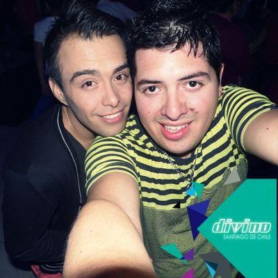 Excelente  Noche con Carlitos en @ClubDivino ClubDivino DivinoSantiago SCL ClubDivinoSCL