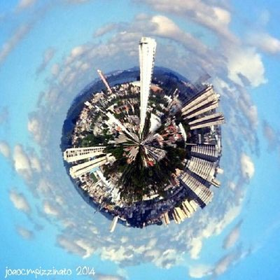 My planet. Tinyplanetfx Effect Edited Colors photography