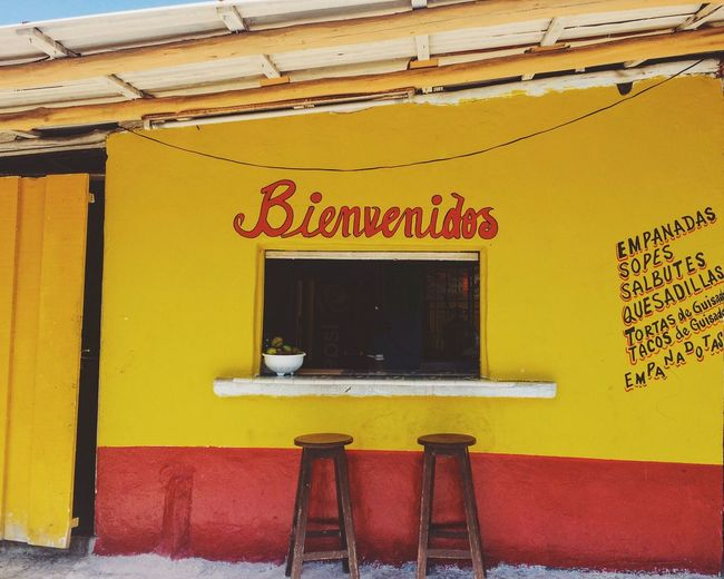 Street food in Cozumel. Cozumel Mexico Restaurant Yellow Welcome Taking Photos Photography