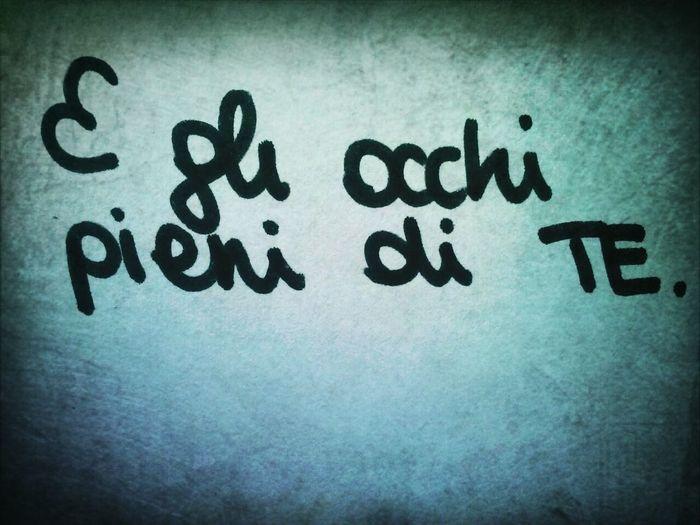 Jovanotti I Love You ❤ *L* You Are My World Italia