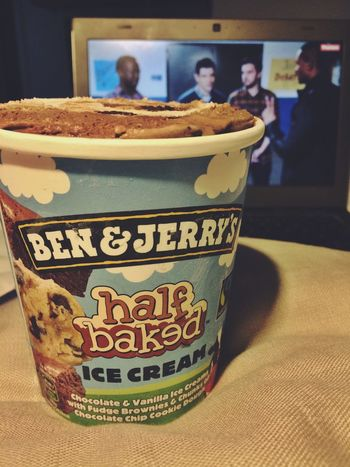 Ben And Jerry's Ice Cream Series New Girl