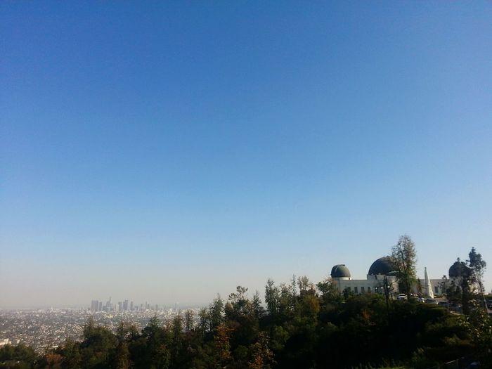 ILoveMyCity CityOfLostAngels CaliLife Throwback From last Re-edit/re-postyear Cityscapes DTLA Hello World Griffith Observatory ILoveLA