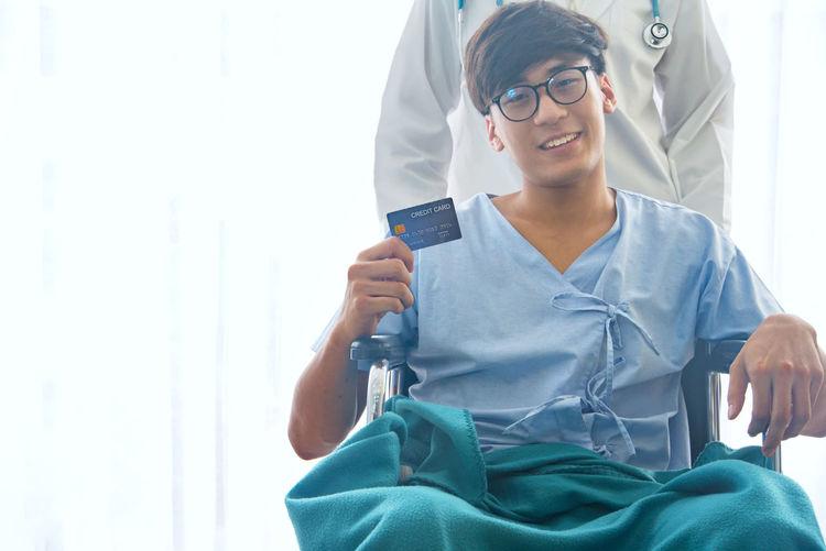 Asian patient