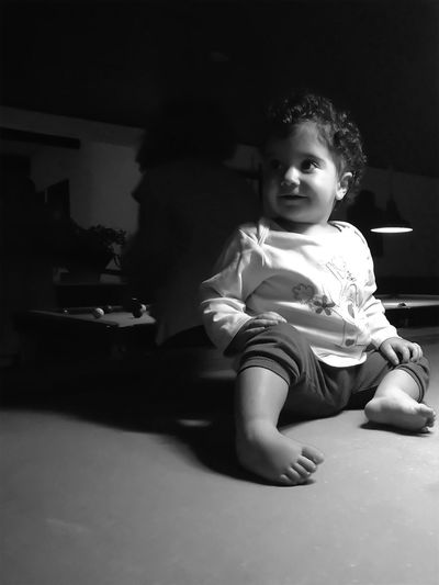 Found this... My kid about 2 years ago... Eye4photography  Bw_collection EE_Daily: Black And White Sunday Eye4black&white