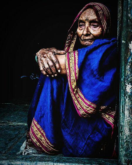 Portrait Oldwomen