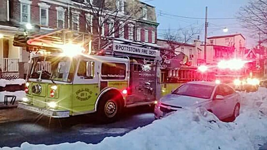 Taking Photos Snow Covered Sad Day Today Jr Firefighter Memorial Sad Candle Great Friend Gone But Never Forgotten Firetrucks Night Lights Flashing Lights Emt Blizzard 2016 Candlelight Vigil Candle Light Vigil Firefighterfamilly Firefighters.