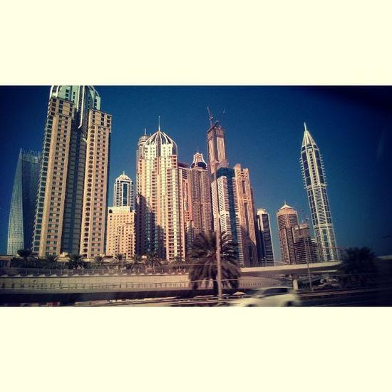 Вот они высотки в Дубае ...  Дубай Dubai Building Cooltime